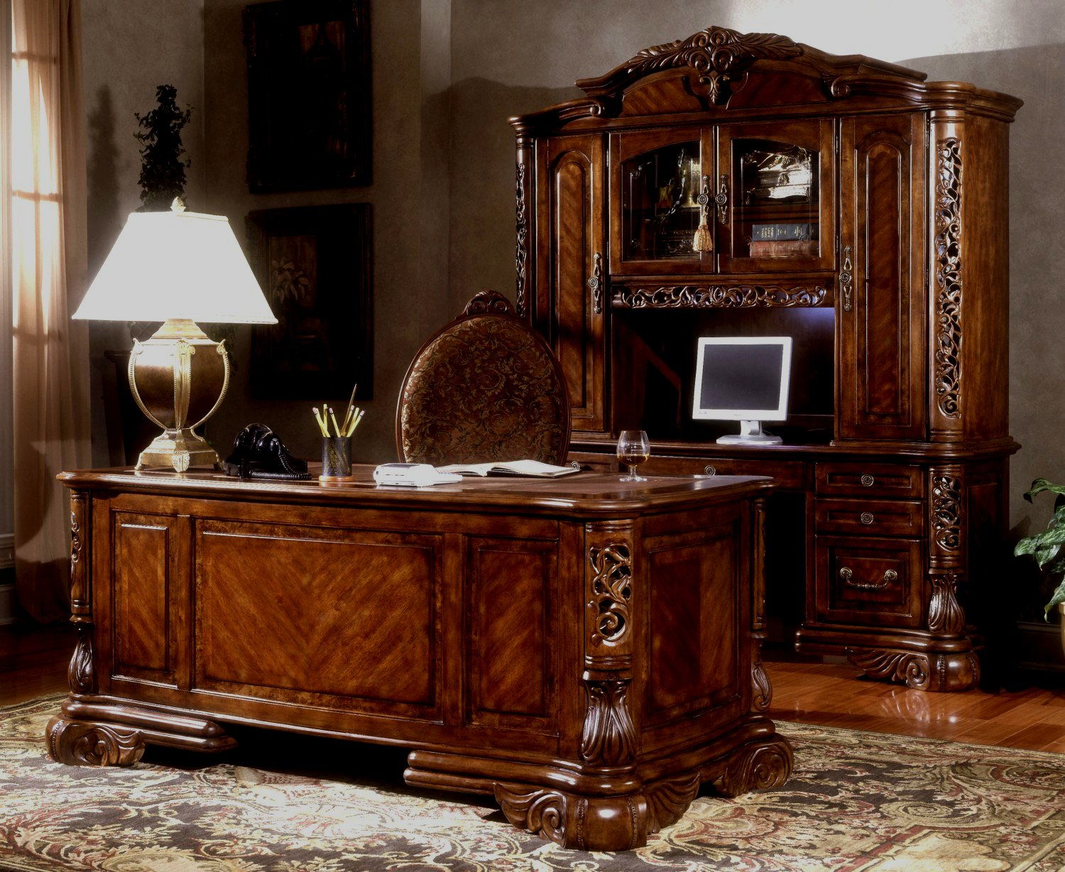 Aico Excelsior Office Collection