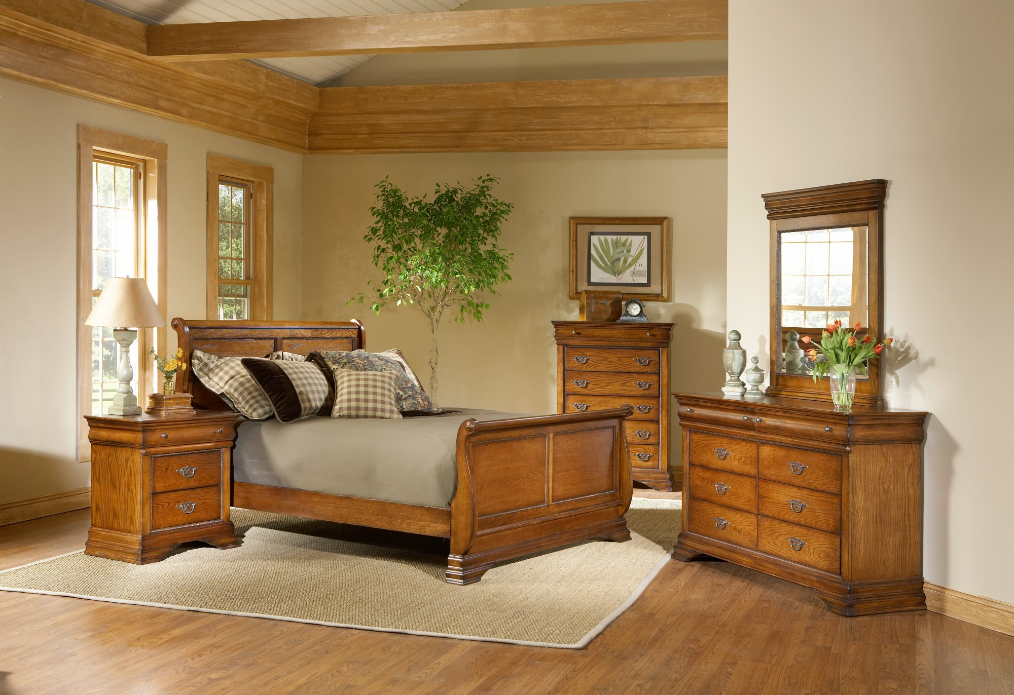 Largo Shenandoah Bedroom Collection