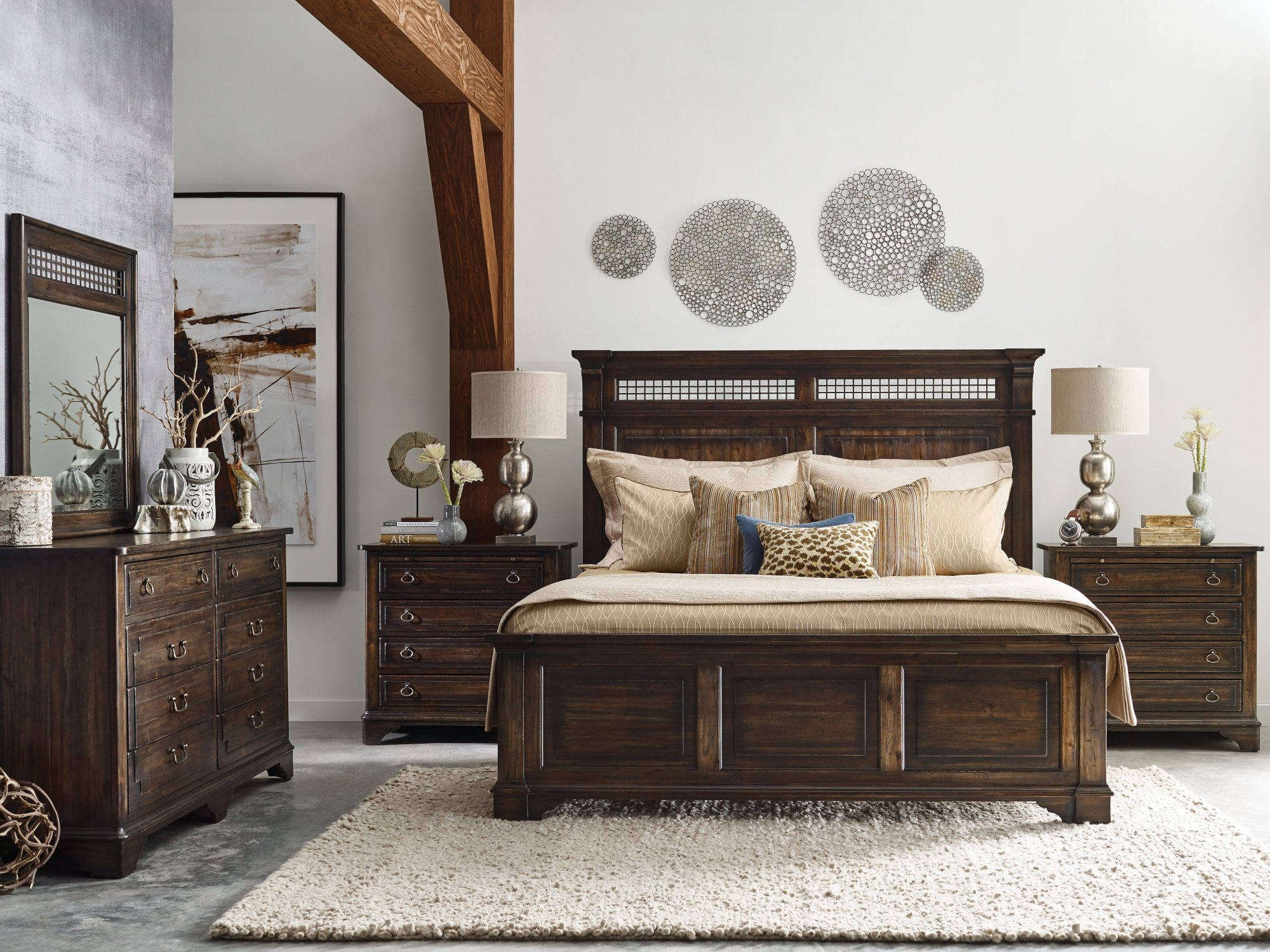 Kincaid Wildfire Bedroom Collection