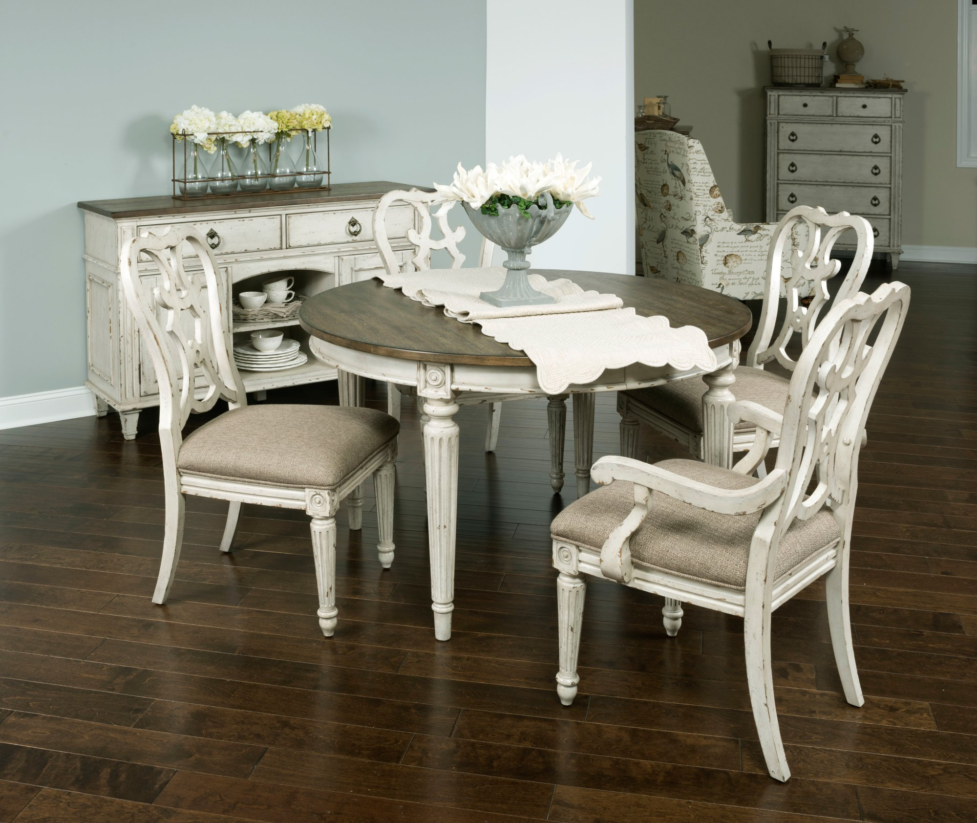 American Drew Southbury Dining Collection
