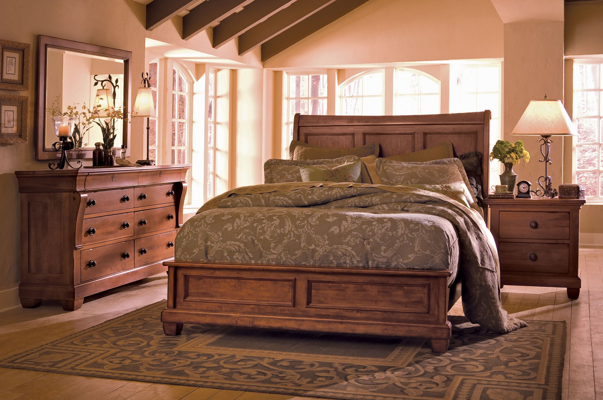 Kincaid Tuscano Bedroom Collection