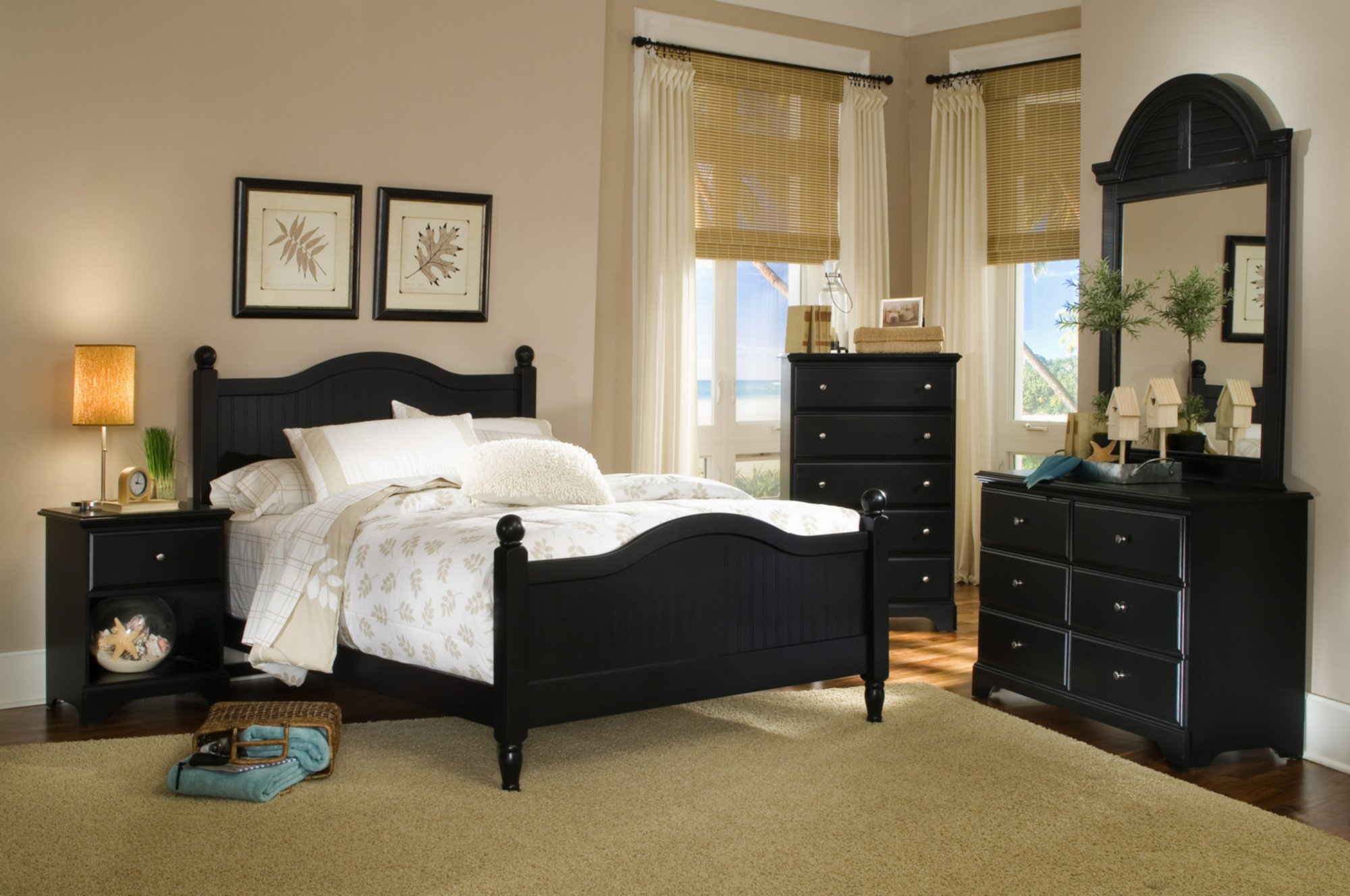 Carolina Midnight Furniture Collection