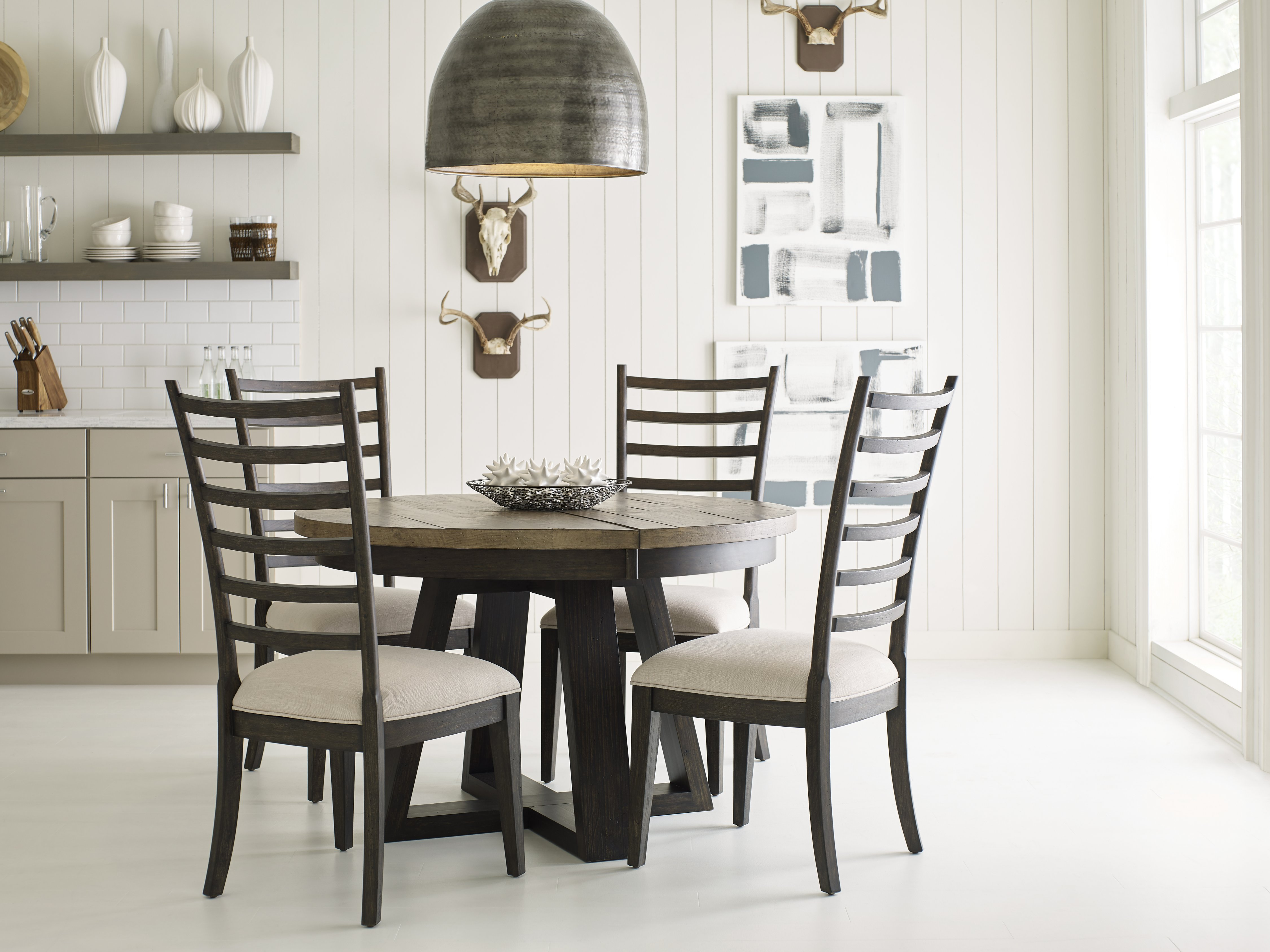 Kincaid Plank Road Dining Charcoal Collection