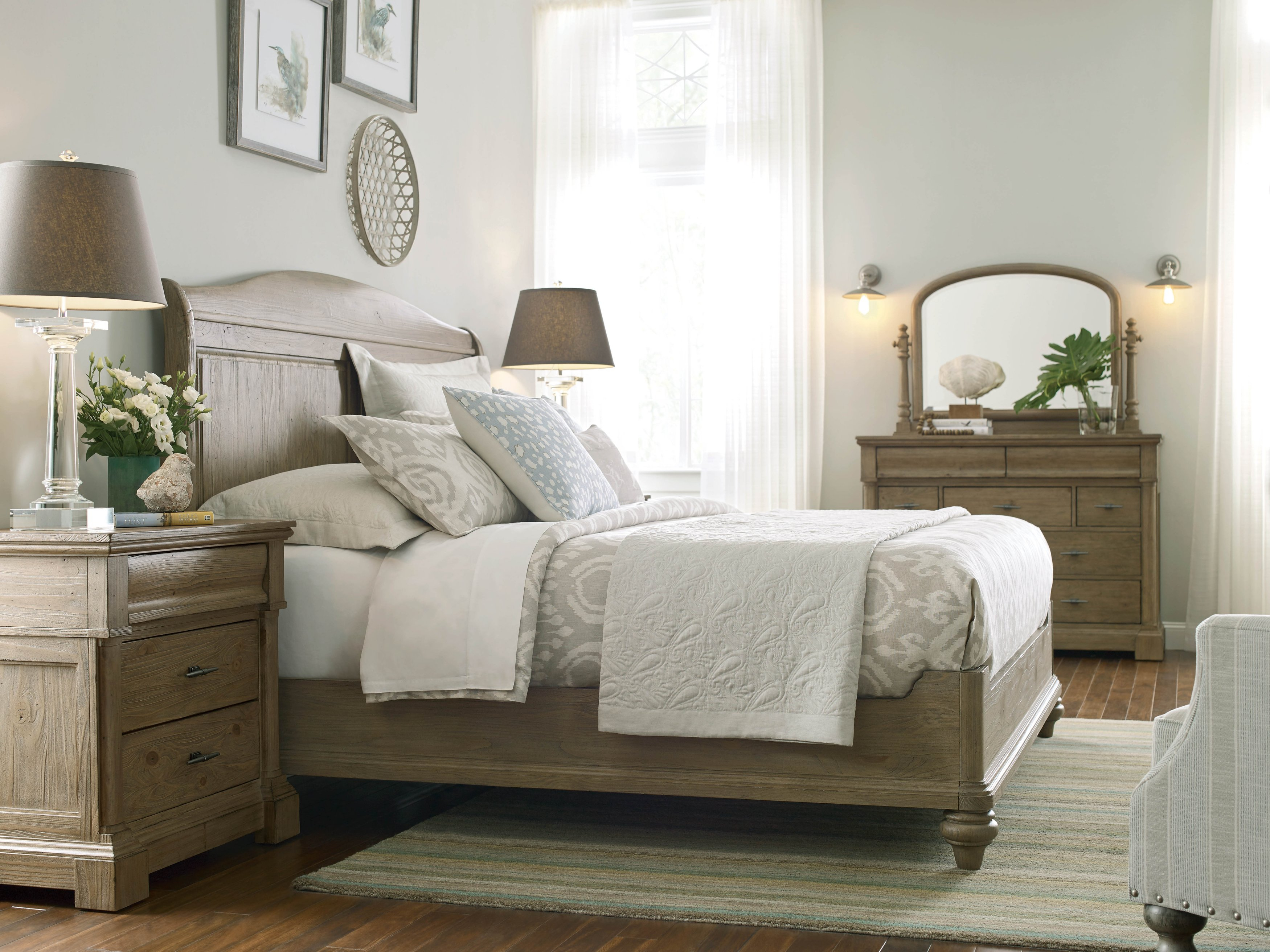 Kincaid Stone Street Bedroom Collection