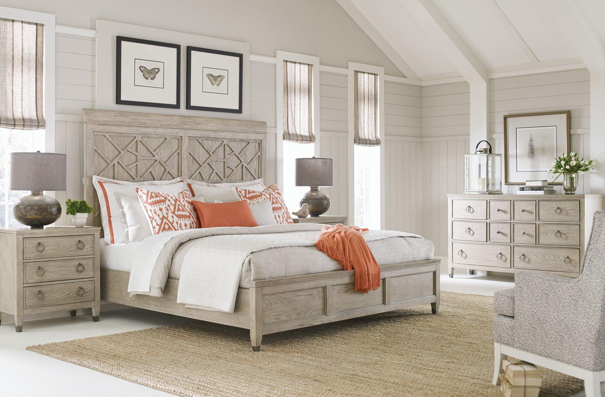 American Drew Vista Bedroom Collection