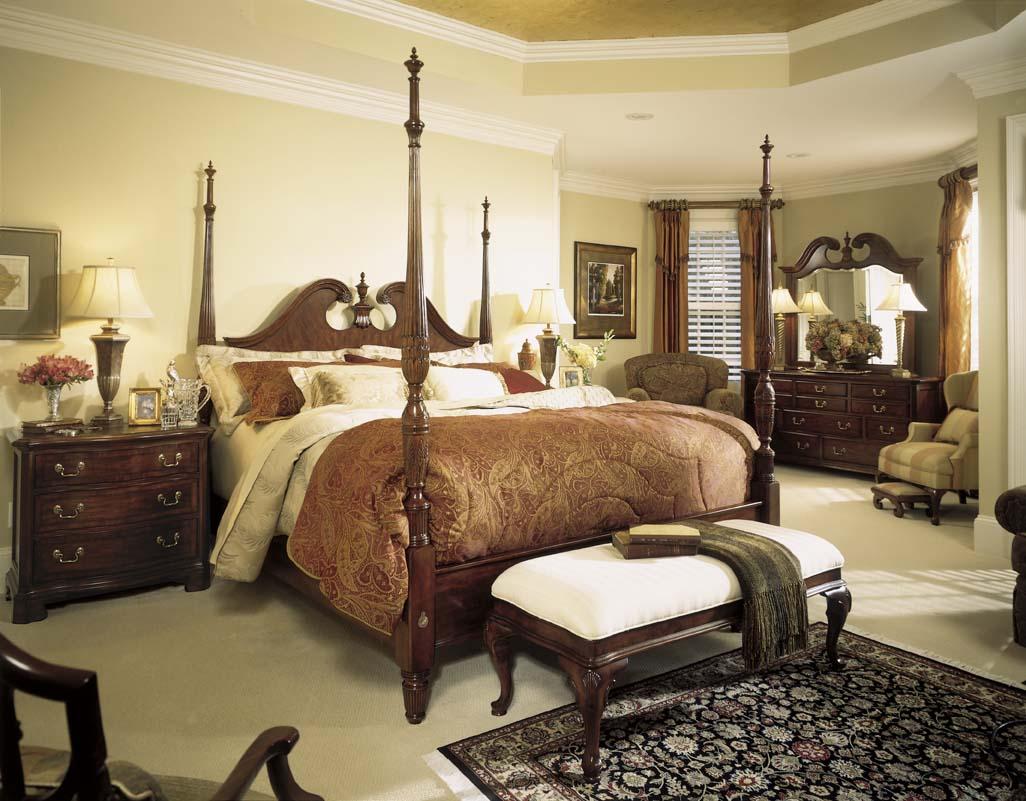 American Drew Cherry Grove Bedroom Collection
