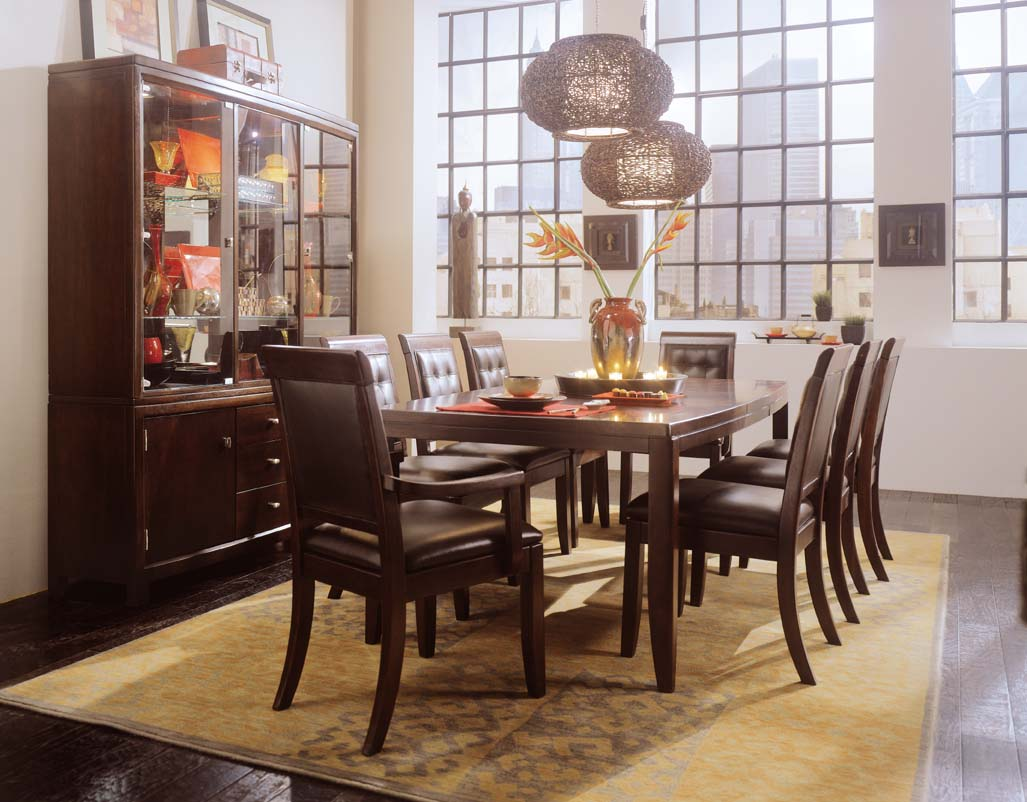 American Drew Tribecca Dining Room Collection
