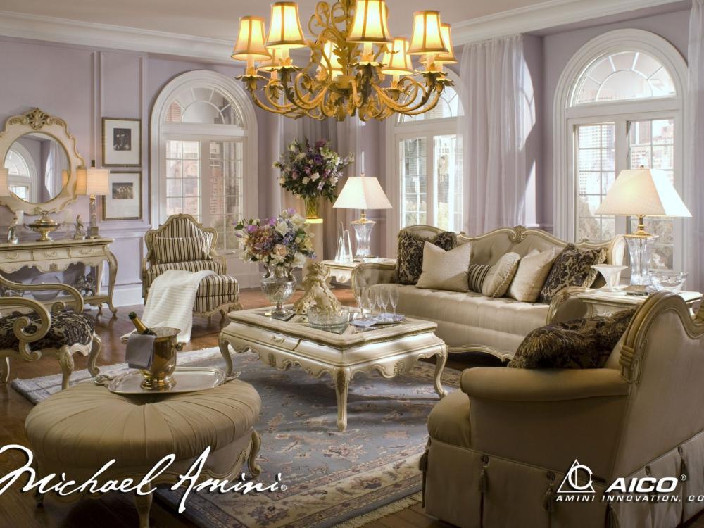 Lavelle White Upholstery