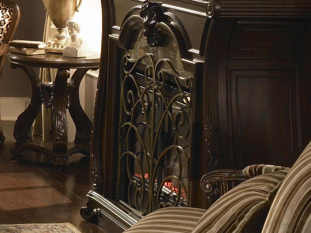 Palace Gates Fireplace