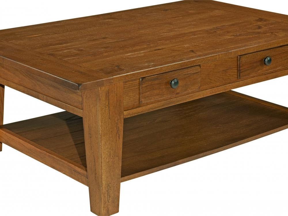 Attic Original Oak Occasional Tables