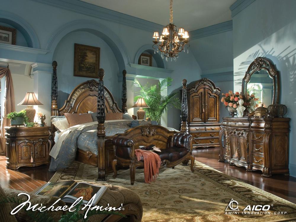 Oppulente-Sienna Spice Bedroom