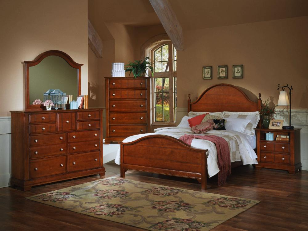 Cobblestone Cherry Bedroom