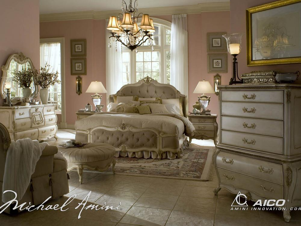 Lavelle White Bedroom
