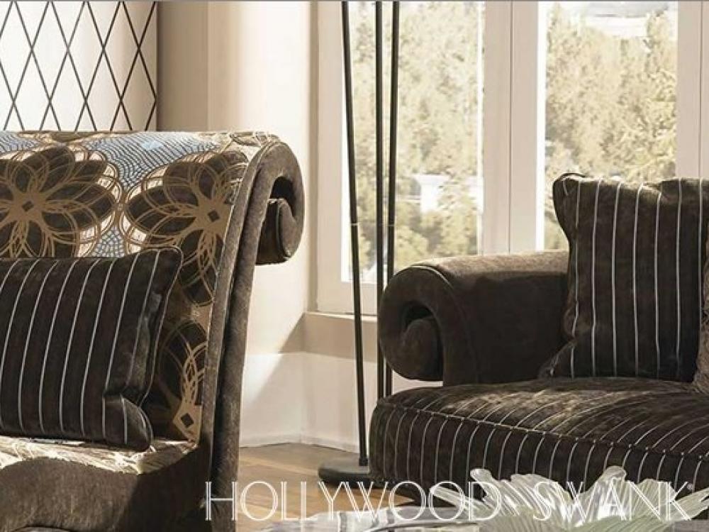 Hollywood Swank Upholstery  Amazing Gator