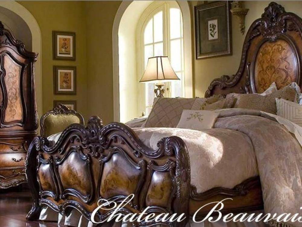 Chateau Beauvais Bedroom