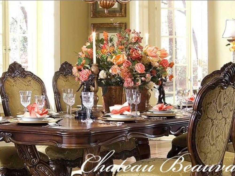 Chateau Beauvais Dining