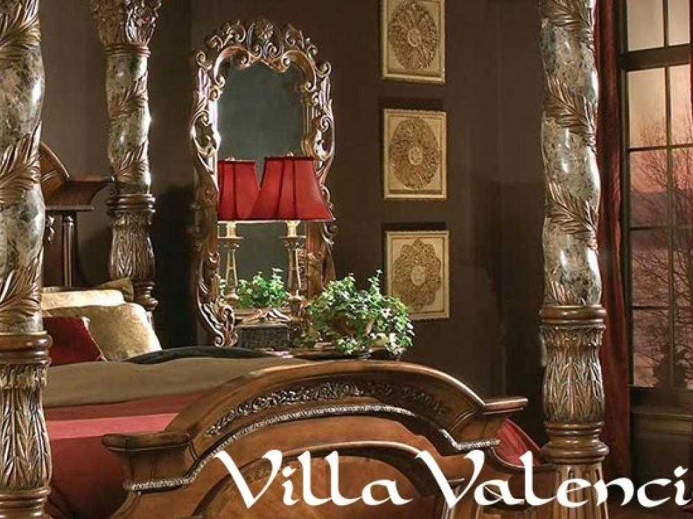 Villa Valencia Bedroom