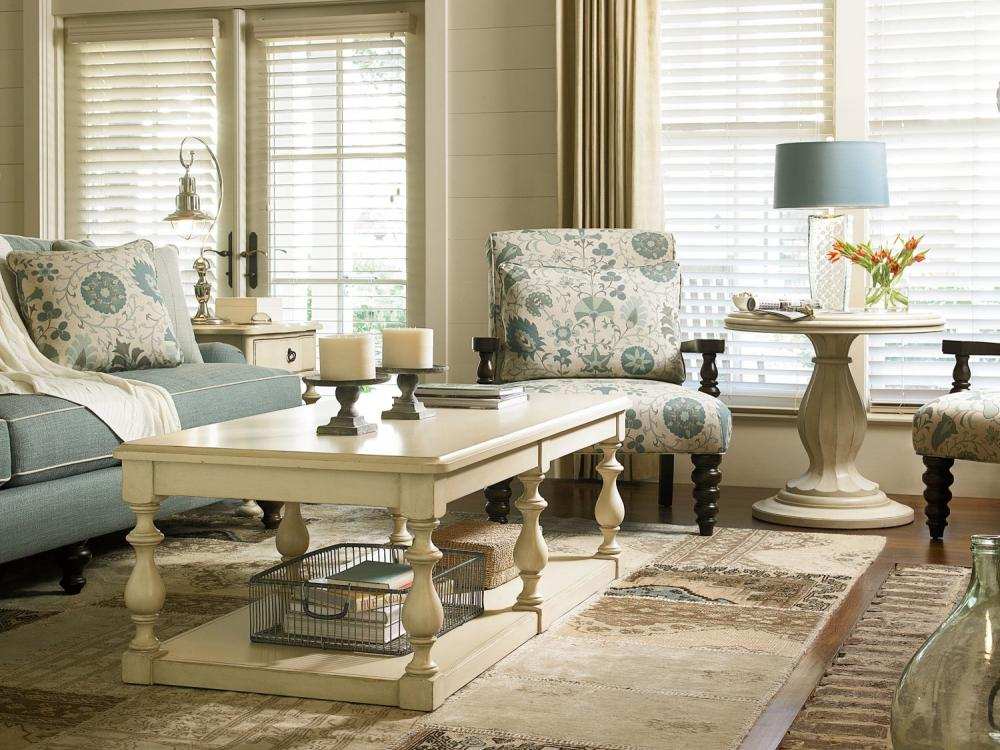 Paula Deen River House-River Boat Occasional Tables