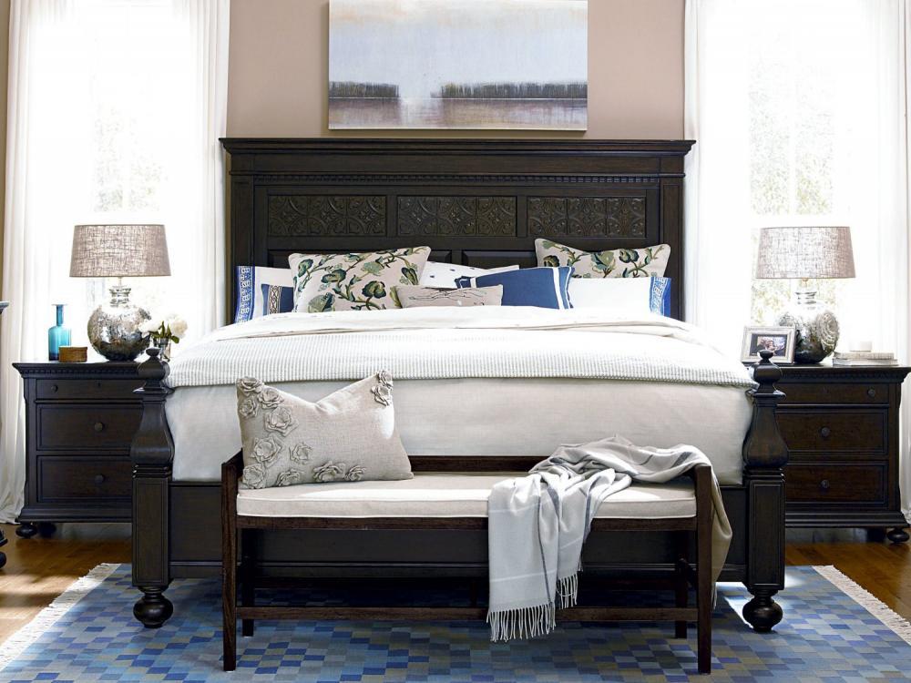 Molasses Bedroom