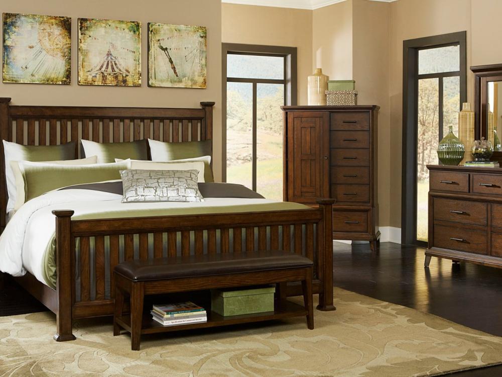 Estes Park Bedroom