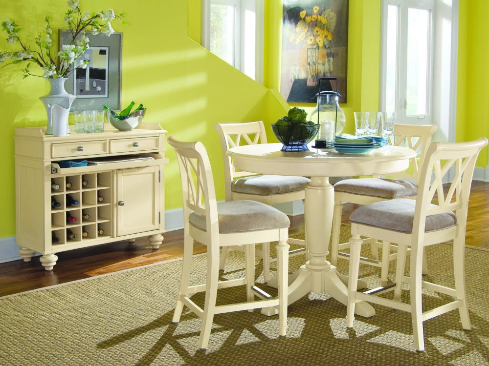 Camden-Antique White Dining