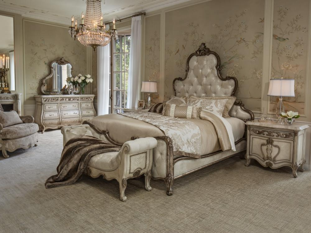 Platine de Royale-Champagne Bedroom