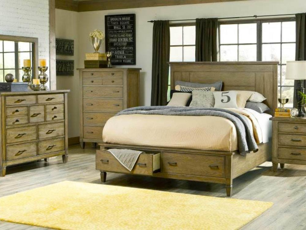 Brownstone Village Bedroom