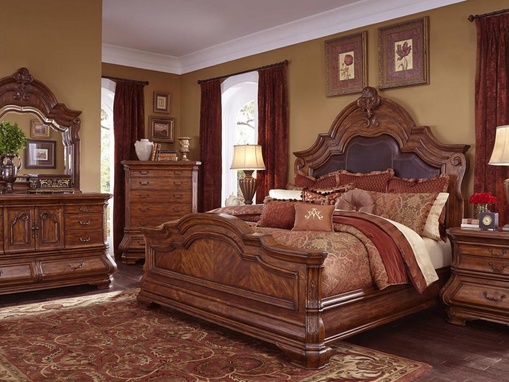 Tuscano Melange Bedroom