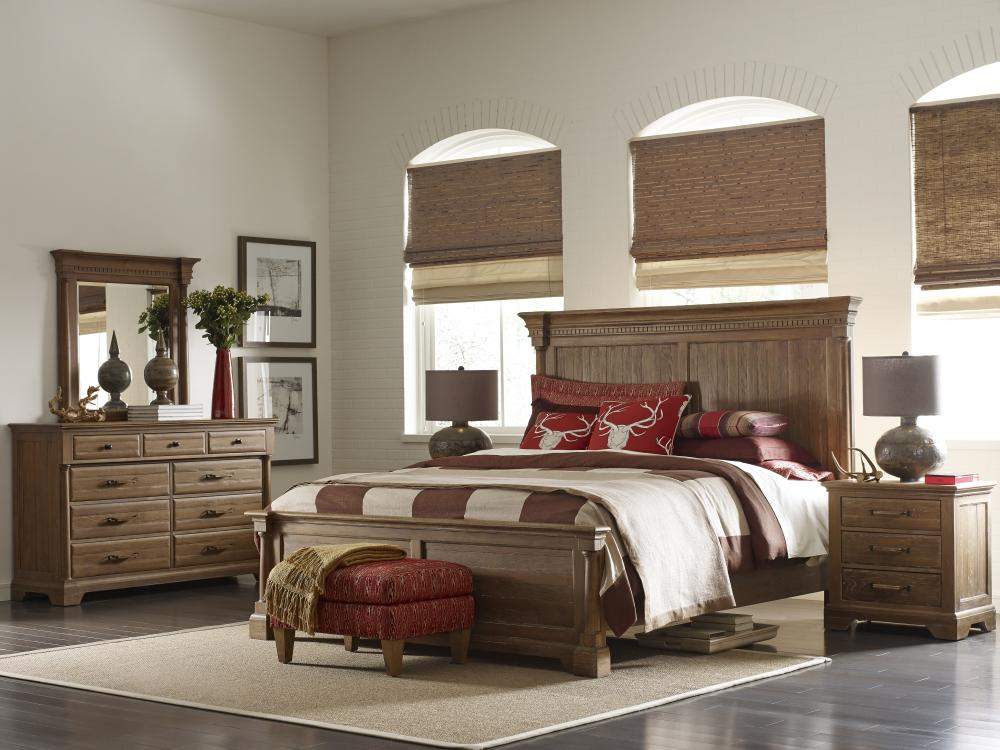 Stone Ridge Bedroom