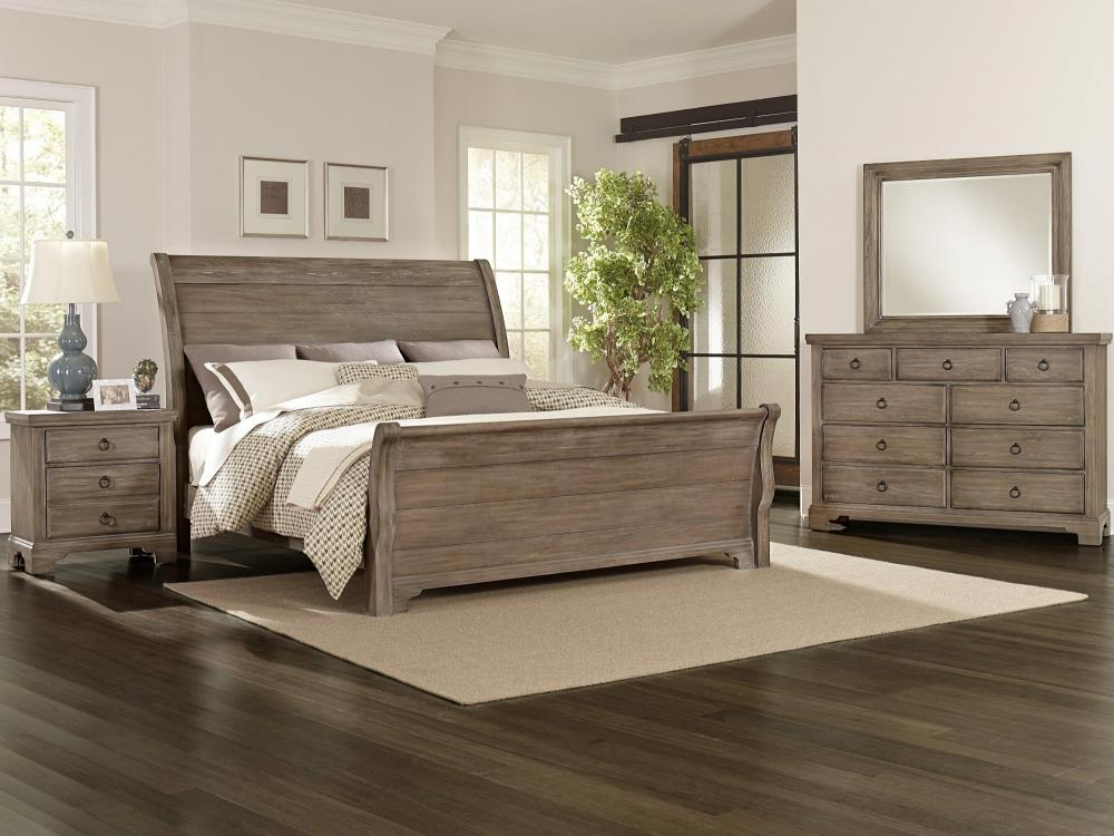 Whiskey Barrel-Rustic Gray