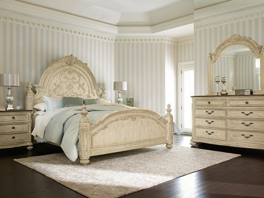 McClintock Boutique - White Veil Bedroom