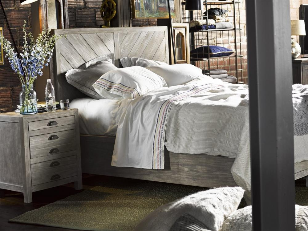 Curated Greystone- Bedroom
