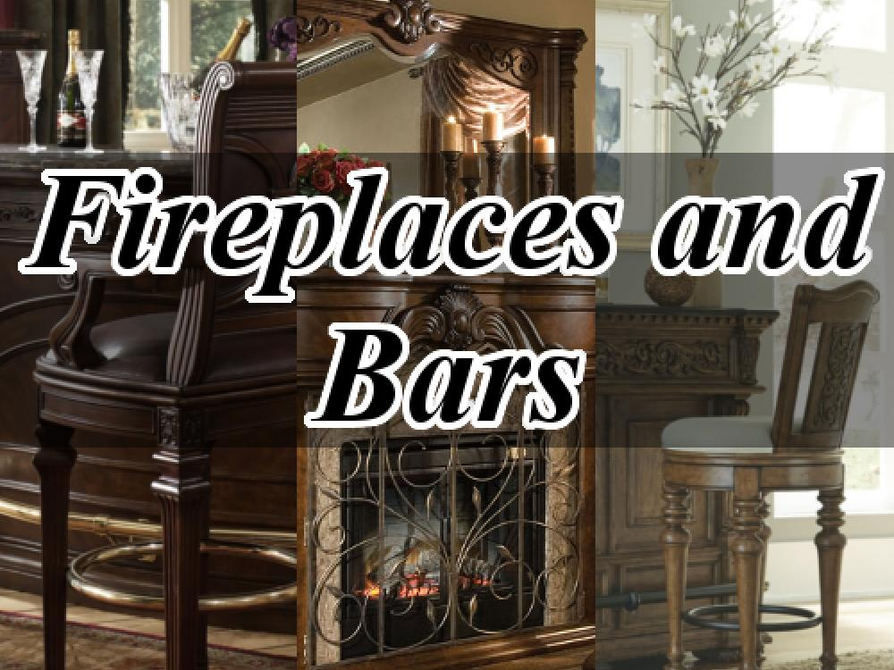 Fireplaces/Bars