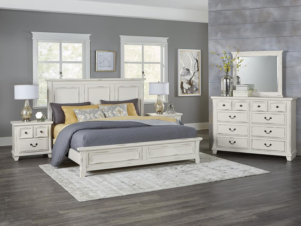 Timber Creek-Distressed White
