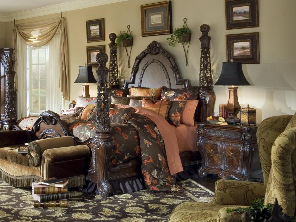 Essex Manor Bedroom