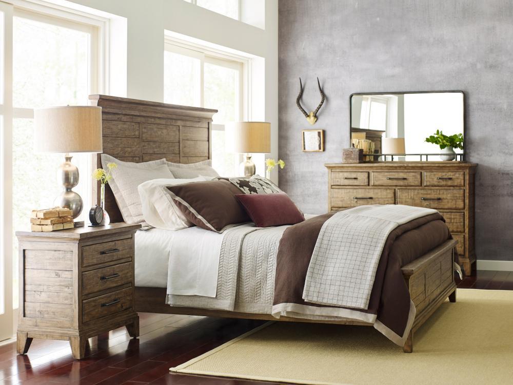 Plank Road Bedroom-Stone