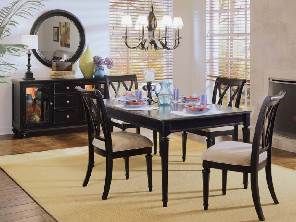 Camden-Black Dining