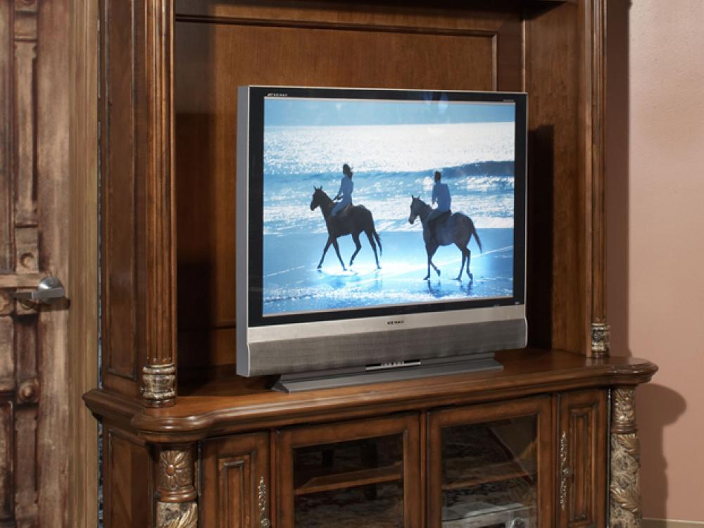 Villa Valencia Entertainment Wall