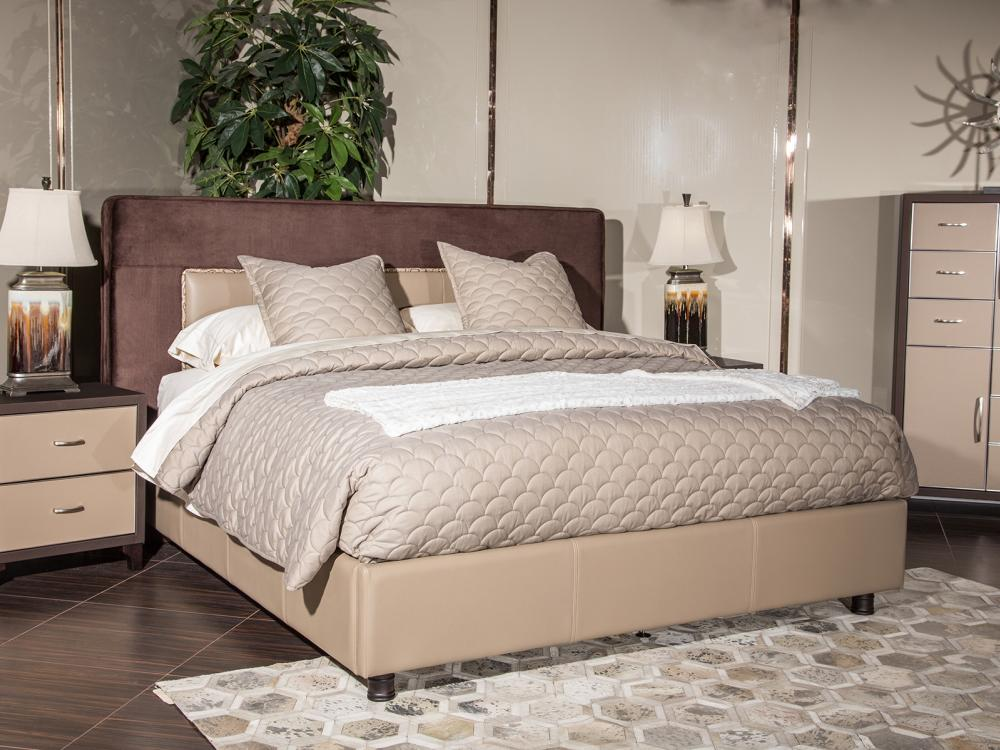 21 Cosmopolitan-Taupe Bedroom