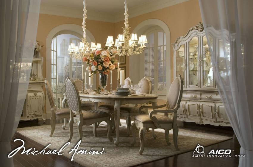 Lavelle White Dining Image 1