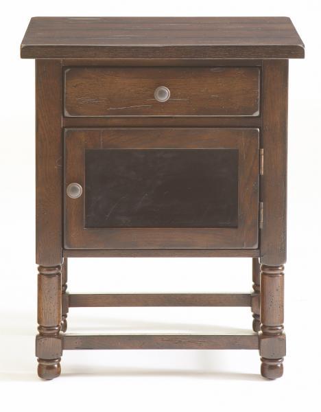 Attic Rustic Oak Occasional Tables Image 2