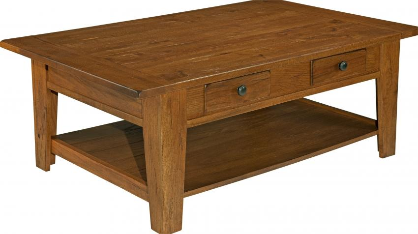 Attic Original Oak Occasional Tables Image 1