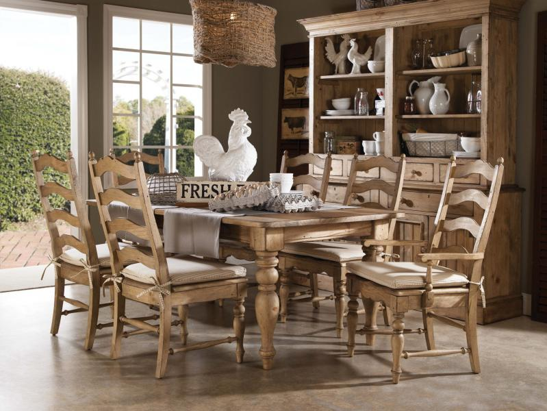 Kincaid Homecoming Vintage Pine Dining Collection
