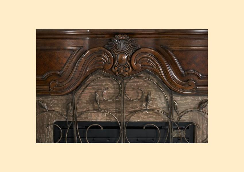 Windsor Court Fireplace Image 2