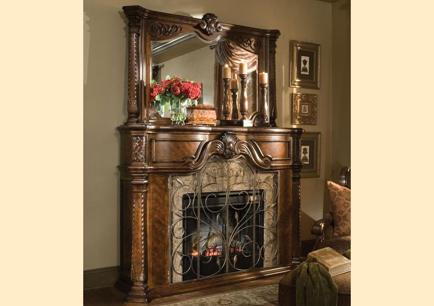 Windsor Court Fireplace Image 1