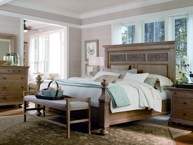 Oatmeal Bedroom Image 1