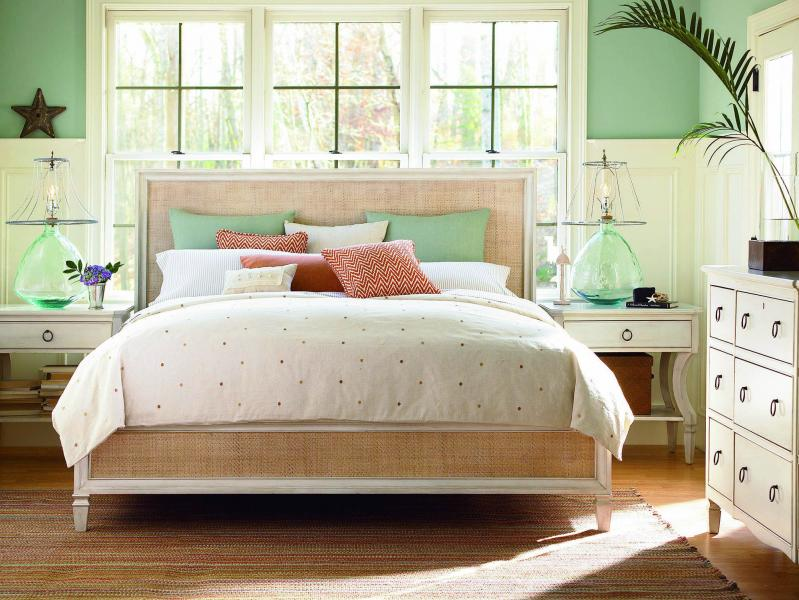 Summer Hill-Cotton Bedroom Image 1