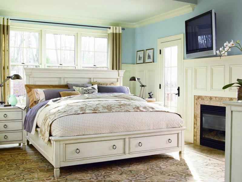 Summer Hill-Cotton Bedroom Image 2
