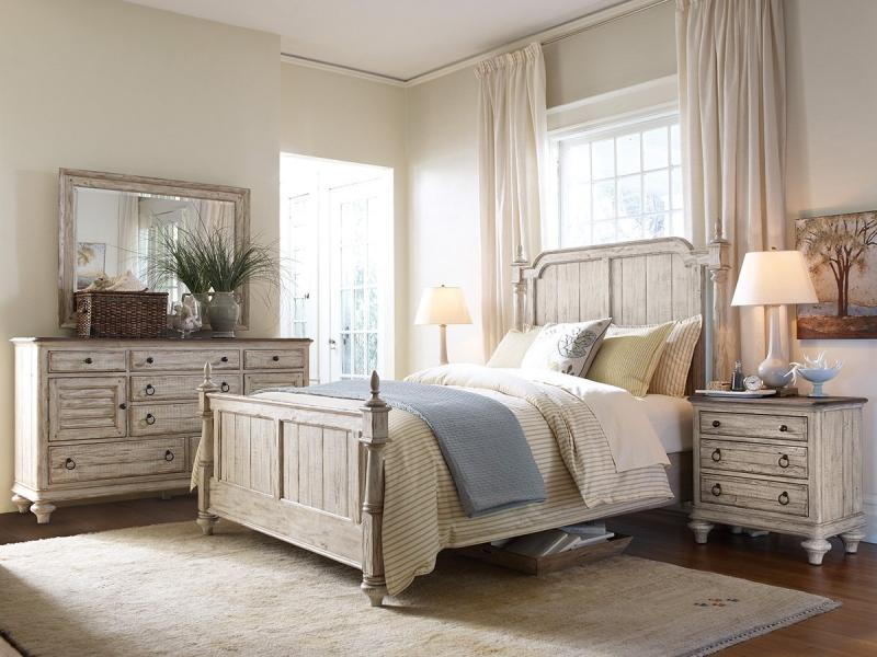 Weatherford Bedroom-Cornsilk Image 1