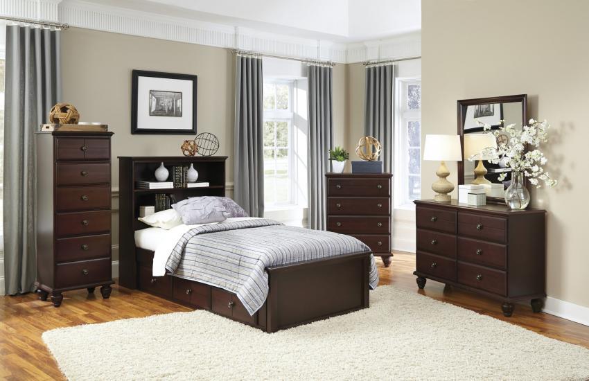 Carolina Craftsman Espresso Furniture Collection